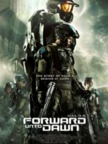 Halo 4 – Şafağa Kadar Hücum tek part film izle