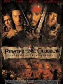 Karayip Korsanları 1 (Pirates of the Caribbean 1) tek part film izle