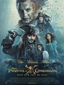 Karayip Korsanları 5 Salazar'ın İntikamı tek part film izle