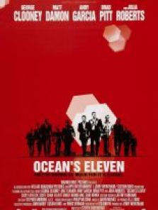 Ocean's 11 tek part film izle
