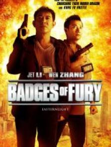 Öfkeli Polisler ( Badges of Fury ) tek part izle