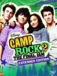 Rock Kampı 2 – Camp Rock 2 The Final Jam 2010 tek part izle
