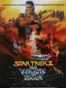 Star Trek 2: The Wrath of Khan Uzay Yolu – Han'ın Gazabı tek part film izle