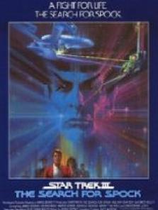Star Trek 3: The Search for Spock Uzay Yolu – Spock'ı Ararken tek part film izle