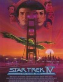 Star Trek 4: The Voyage Home Uzay Yolu – Eve Yolculuk tek part film izle