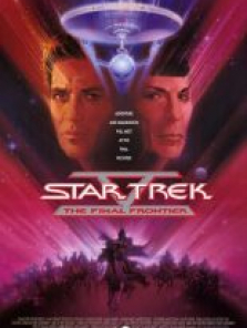 Star Trek 5: The Final Frontier Uzay Yolu – Son Sınır tek part film izle