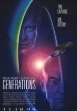 Star Trek 7: Generations – Uzay Yolu Yeni Nesil tek part film izle