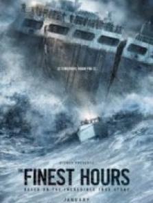 Zor Saatler ( The Finest Hours ) tek part film izle