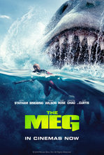 Meg: Derinlerdeki Dehşet - The Meg - HD