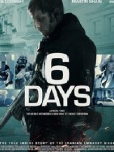6 Days tek part izle