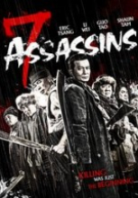 7 Suikastçi / 7 Assassins tek part izle