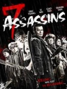 7 Suikastçi / 7 Assassins tek part izle