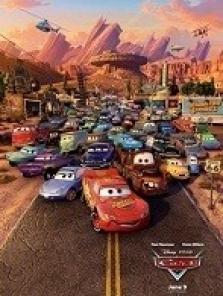 Arabalar (Cars) 1 tek part izle