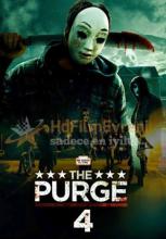 Arınma Gecesi 4 The Purge 4 Tek Part Full Film