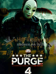 Arınma Gecesi 4 The Purge 4 Tek Part Full Film
