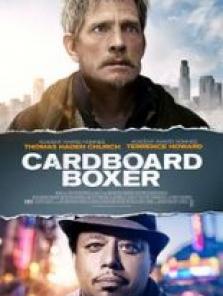 Cardboard Boxer full izle