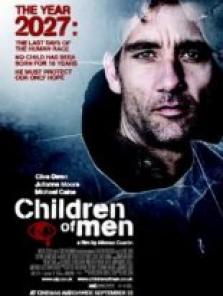 Children of Men – Son Umut tek part izle
