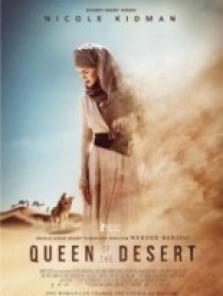 Çöl Kraliçesi – Queen of the Desert tek part film izle