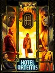 Hotel Artemis Full tek part izle