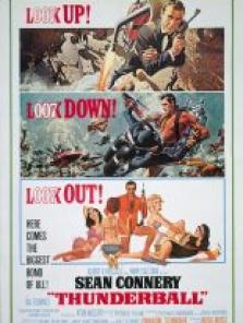 James Bond 1965 tek part film izle