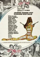 James Bond 1967 Casino Royale tek part film izle
