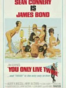 James Bond 1967 tek part film izle