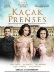 Kaçak Prenses – A Royal Night Out tek part izle