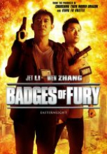 Öfkeli Polisler ( Badges of Fury ) tek part izle