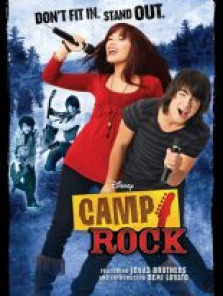 Rock Kampı – Camp Rock 2008 tek part izle