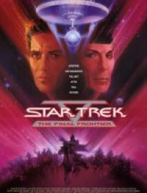 Star Trek 5: The Final Frontier Uzay Yolu – Son Sınır tek part film izle