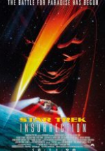 Star Trek 9: Insurrection – İsyan tek part film izle
