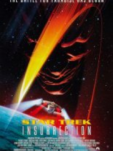 Star Trek 9: Insurrection – İsyan tek part film izle