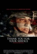 Thank You for Your Service full izle