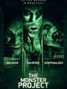 The Monster Project 2017 tek part izle