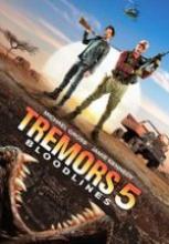 Yer Altı Canavarı 5 ( Tremors 5 Bloodlines ) tek part izle