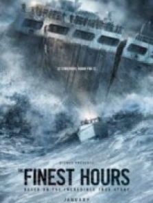 Zor Saatler ( The Finest Hours ) tek part film izle